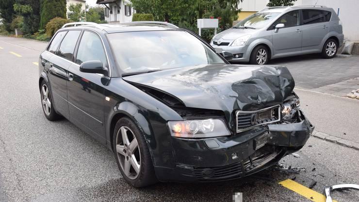 Der Fahrer des unfallverursachenden Fahrzeuges blieb unverletzt.