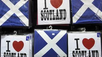 Werden die Schotten bald unabhängig? Ein Volksentscheid soll 2014 Klarheit bringen (Archiv)