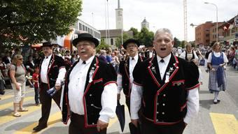 Das Nordwestschweizerische Jodlerfests kommt nächstes Jahr ins Thal.