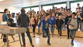 Musical Primarschule Dulliken 03-2019