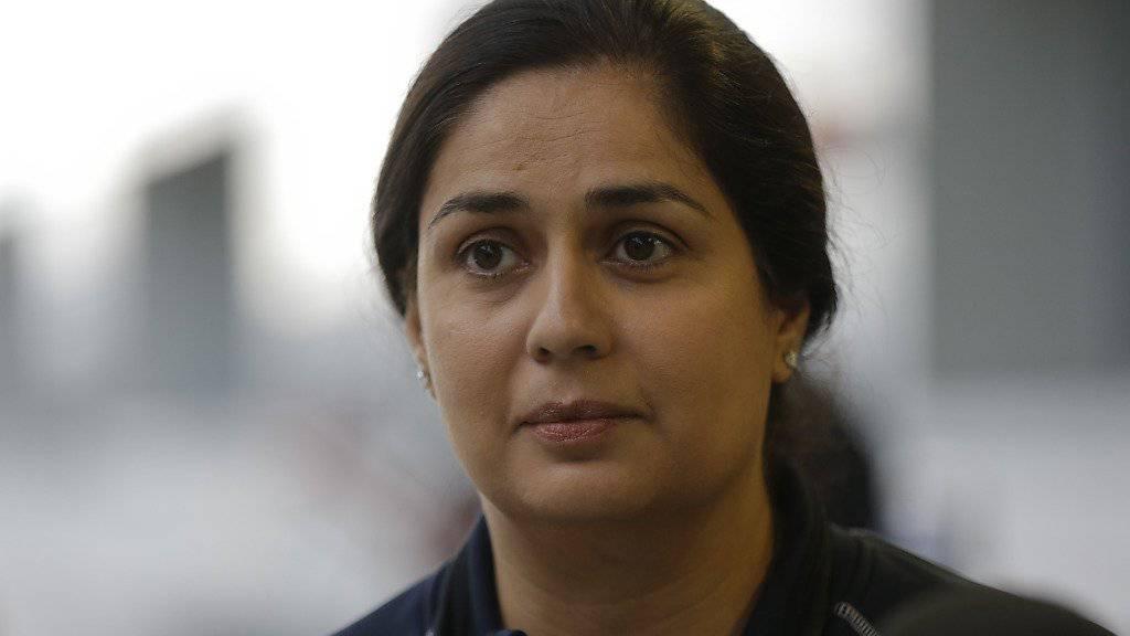 Sauber-Teamchefin Monisha Kaltenborn