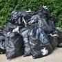"""Bei den """"Mülljagden"""" wurde viel Abfall zusammengetragen. (Symbolbild)"""