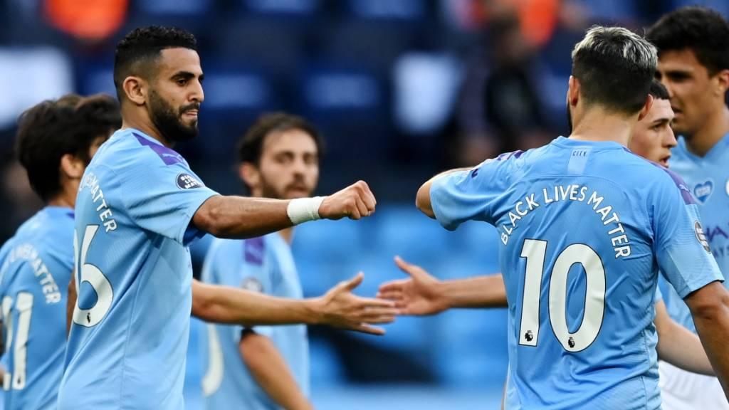 Manchester City überzeugt erneut