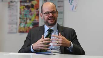 Georg von Schnurbein ist der Leiter des Instituts für philanthropische Studien an der Uni Basel.