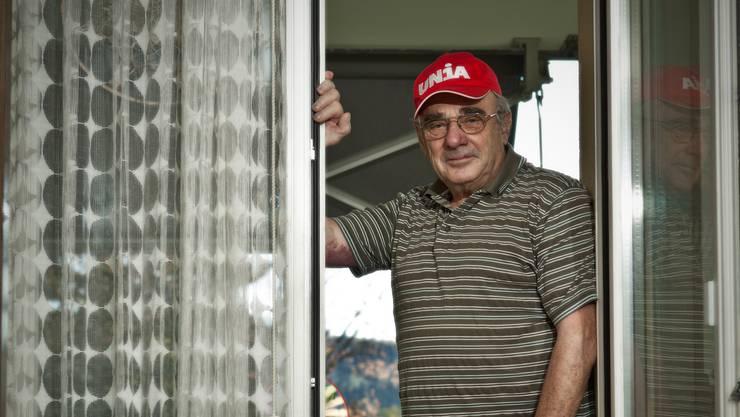 Edgar Gut bleibt Gewerkschafter durch und durch.