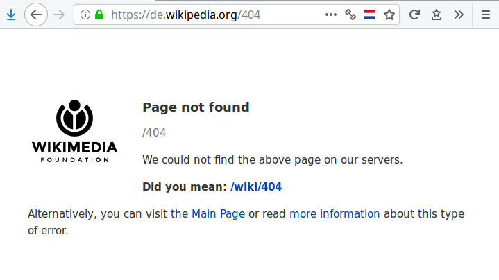 404-Day – kennst du diese Fehlermeldung?