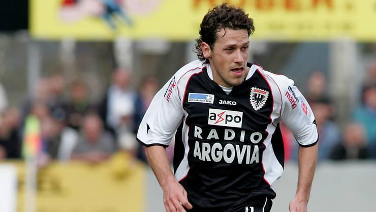 Von 2003 bis 2005 spielte Carlos Varela für den FC Aarau.