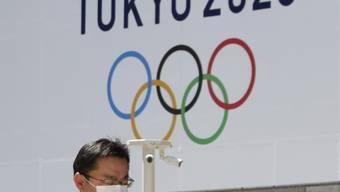 Das IOC und der Olympia-Gastgeber haben sich angeblich bereits auf das neue Datum für die Olympischen Spiele in Tokio von 2021 geeinigt