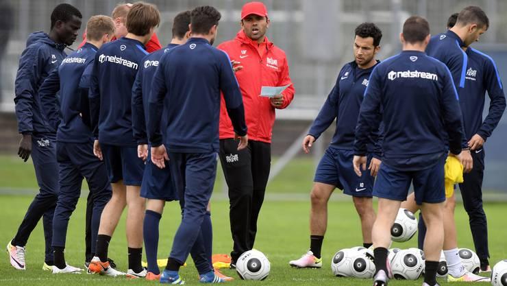 Auf gefährlicher Mission: Uli Forte muss den FC Zürich vor dem Abstieg retten. Er sagt: «Natürlich setze ich auch meinen Ruf aufs Spiel – aber das ist egal!»