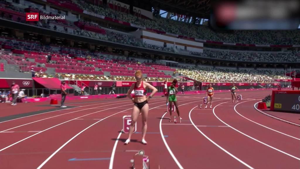 Olympia-Final: Rheintalerin Riccarda Dietsche mit dabei