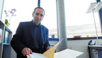 Doppelrolle: Kurt Boner führt zwischenzeitlich die Stiftung Altersheime und ist Leiter der Sozialregion Oberer Leberberg. (Bild: Maddalena Tomazzoli Huber)