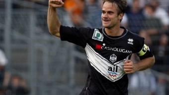 Pascal Renfer erzielte den Führungstreffer Luganos
