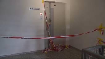 Nach dem tödlichen Sturz im Liftschacht wurde der betreffende Lift ausser Betrieb genommen – nun wurde auch der Zweitlift gesperrt.