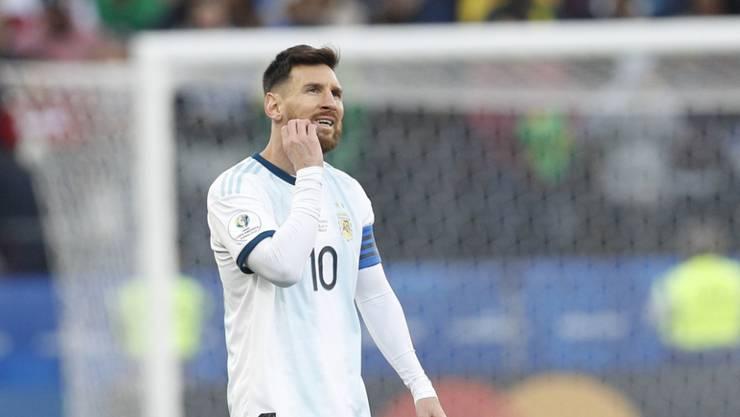 Lionel Messi warf dem Kontinentalverband Korruption vor