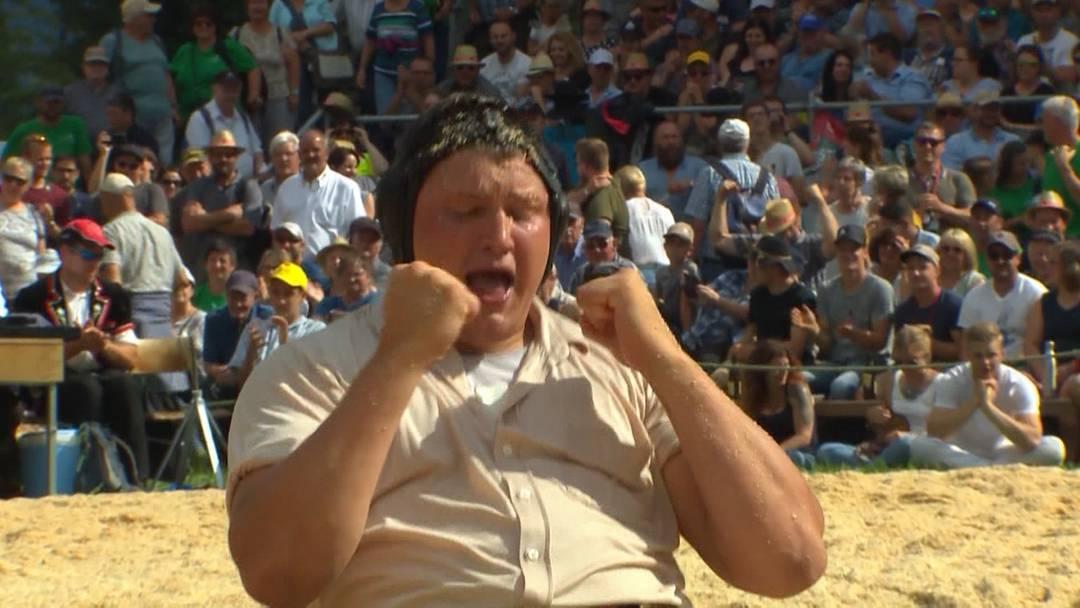 Harte Schale, weicher Kern: Nick Alpiger lässt Emotionen freien Lauf
