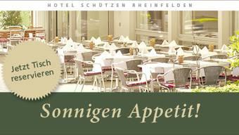Schützen Rheinfelden AG - Restaurant Schützen