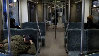 Der S-Bahnverkehr kam grossflächig zum Erliegen (Archiv)