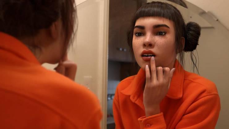 Miquela aus Los Angeles ist 19 Jahre alt und wird es bleiben. Die Influencerin ist eine computergenerierte Idee – doch Follower glauben an sie.