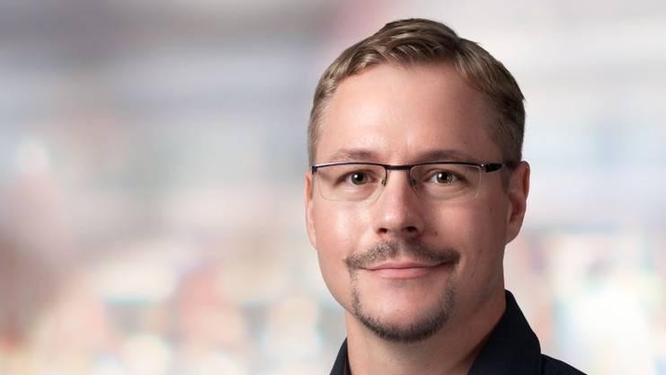 Laszlo Etesi (SP), Aarauer Einwohnerratskandidat
