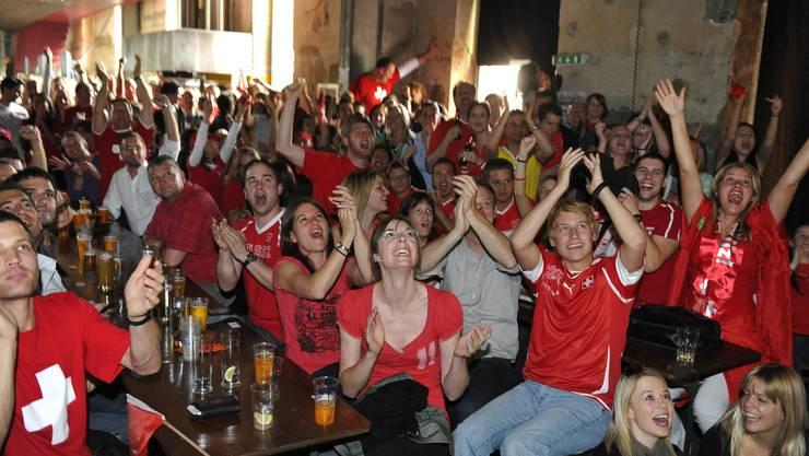 Wie bei der EM 2010 im «SolHeure» kommen zwischen 12. Juni und 13. Juli an vielen Orten in Solothurn die Fans auf ihre Rechnung.