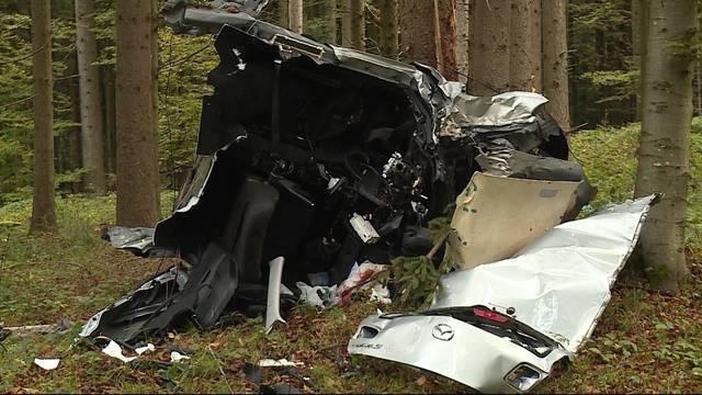 Tödlicher Autounfall Zofingen