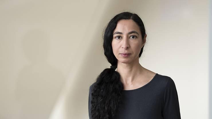 Die Installationskünstlerin Latifa Echakhch ist die Kuratorin des Schweizer Pavillons an der 59. Internationalen Kunstbiennale Venedig.