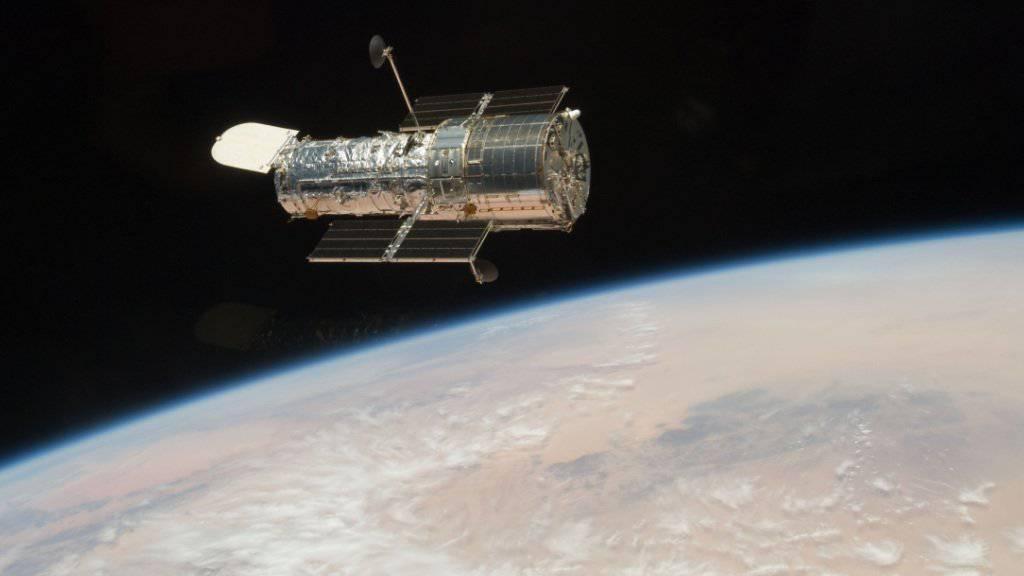 Die Daten zu den neuen Erkenntnissen lieferte unter anderem das Weltraumteleskop Hubble. (Archiv)