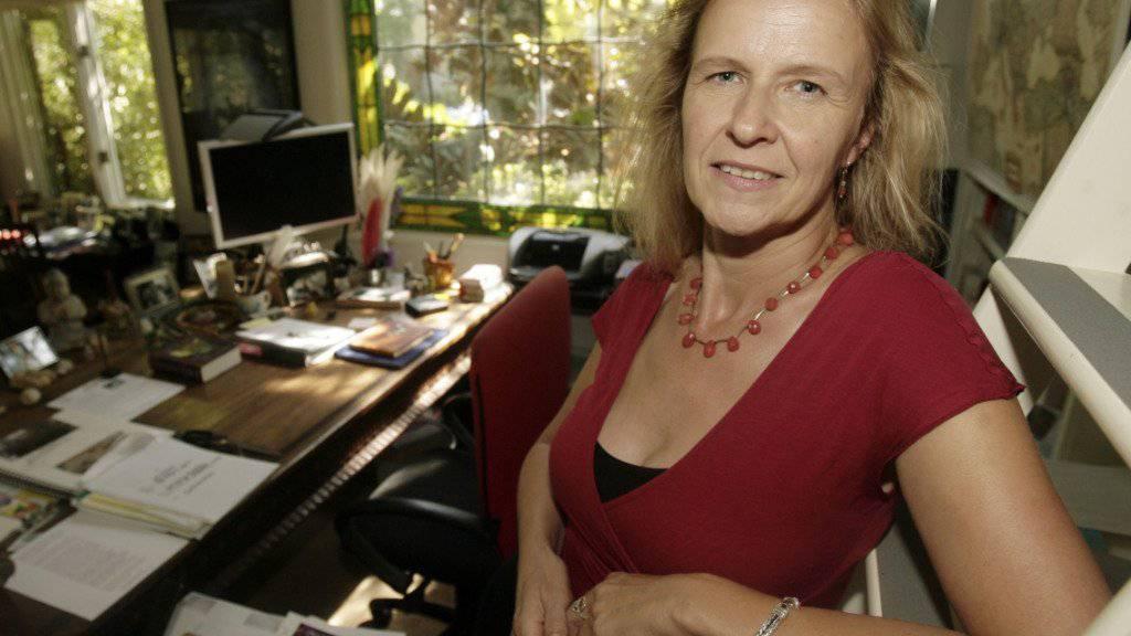 """""""Tintenherz""""-Autorin Cornelia Funke freut sich auf das Harry-Potter-Stück ihrer Rivalin J.K. Rowling. (Archivbild)"""