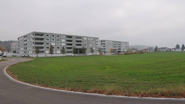 Vorschlag Bahnweg, Rothrist, Parzelle 236.