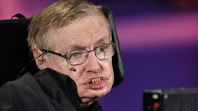 Rätsel Frau noch nicht gelöst: Stephen Hawking (Archiv)