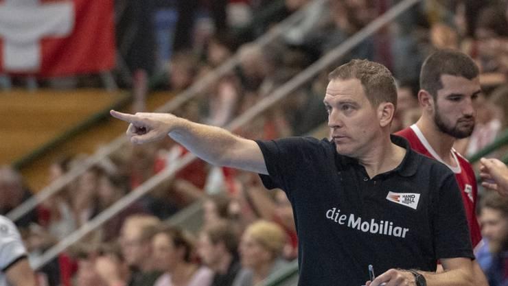 Michael Suter wird der Schweizer Nationalmannschaft noch lange den Weg zeigen