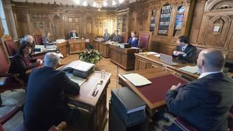 Der Bundesrat dürfte am Mittwoch die Umsetzung der Masseneinwanderungsinitiative beraten.