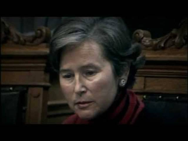 12. Januar 1989: Elisabeth Kopp tritt zurück