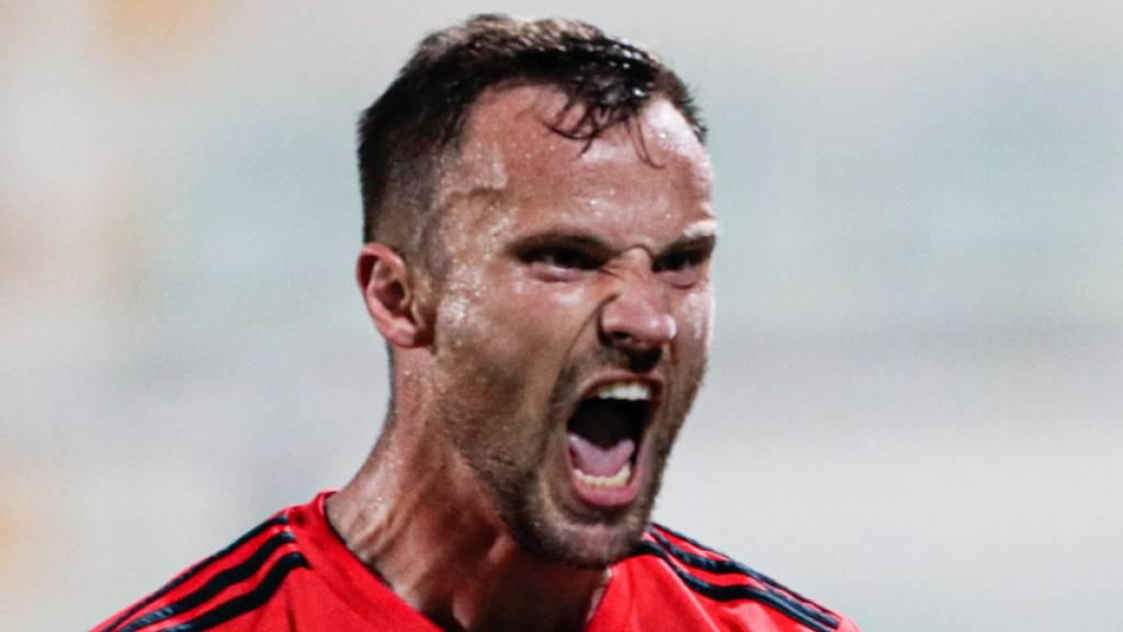 Haris Seferovic ist bei Benfica Lissabon wieder dabei