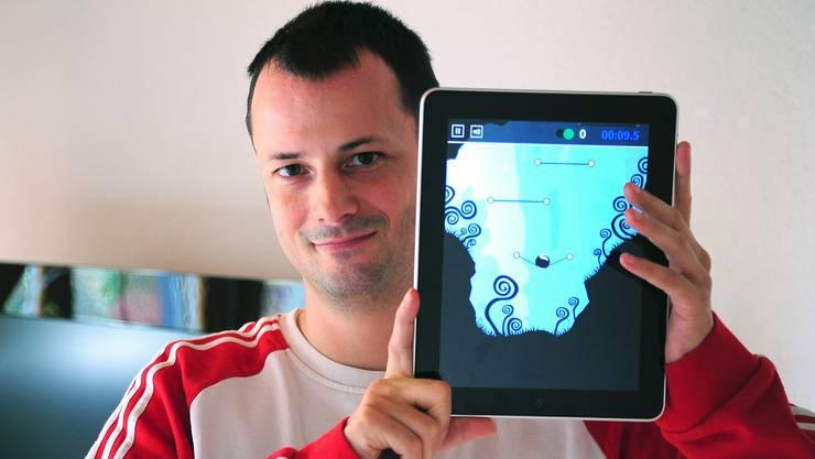 Der Beriker Gamedesigner hat sich dieses Jahr selbständig gemacht.