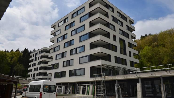 Die Gerüste sind weg: So sehen die neuen Gebäude im Alterszentrum Kehl aus.