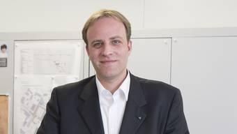 Marco Hardmeier kandidiert für die Nachfolge des SP-Regierungsrats.