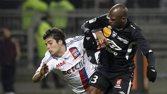 Yoann Gourcuff fiel, Lyon nicht