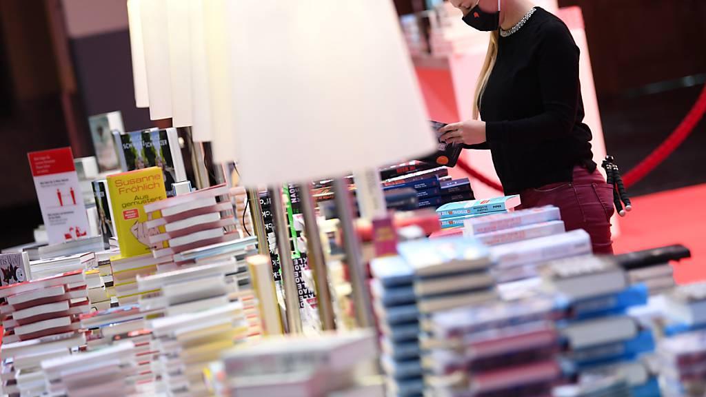 Frankfurter Buchmesse 2020 «ein grosses Experiment»