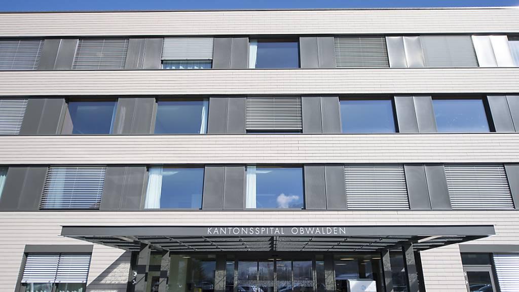 Spital erhält wegen Corona Finanzspritze vom Kanton Obwalden