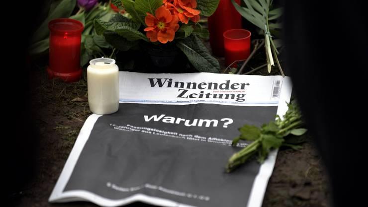 Für Experten ist klar: Die Schweiz wird nicht auf ewig verschont bleiben von Schulmassakern wie im deutschen Winnenden vom Februar 2009.