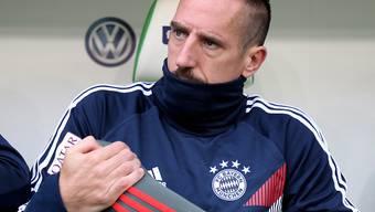 Franck Ribéry erhält nun keinen Bambi