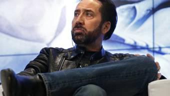 Sieht sich in erster Linie als Schauspieler und nicht als politischer Mensch: Nicolas Cage.