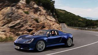 Lotus lebt. Noch im Sommer kommt der Exige S Roadster.