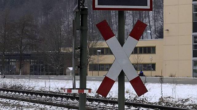Gefährliche Bahnübergänge werden saniert