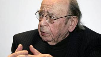 Der Schriftsteller Georges Haldas (Archiv)