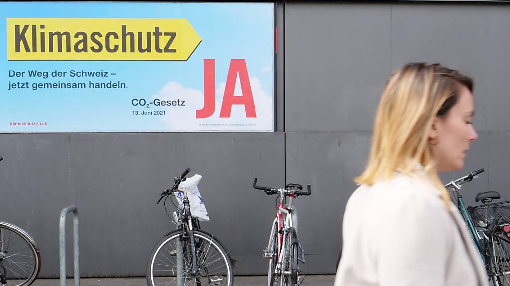 Nach dem Nein zum neuen CO2-Gesetz wollen die Umweltkommissionen eine Übergangslösung. (Archivbild)