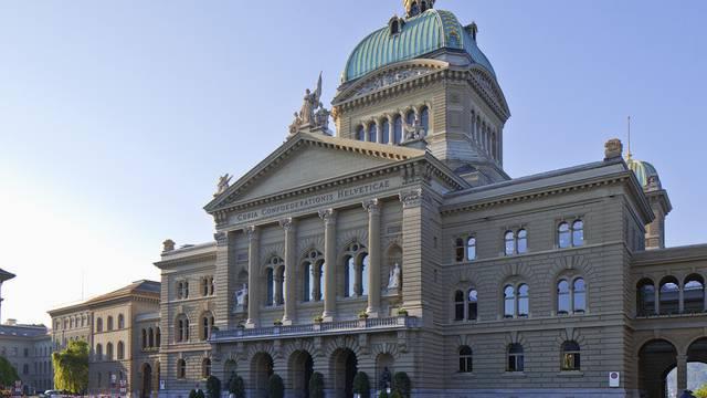 Immer mehr Männer wollen in Bern politisieren. Bei den Frauen wurden es weniger (Symbolbild)