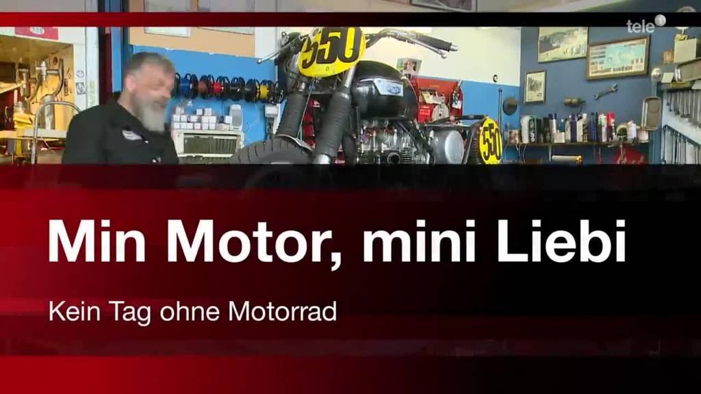 Min Motor, mini Liebi - Kein Tag ohne Motorrad