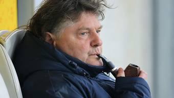 Innerhalb von zehn Jahren vom Meistertitel zum Abstieg: Unter der Führung von Präsident Ancillo Canepa stürzte der FC Zürich nach 26 Jahren wieder in die Zweitklassigkeit